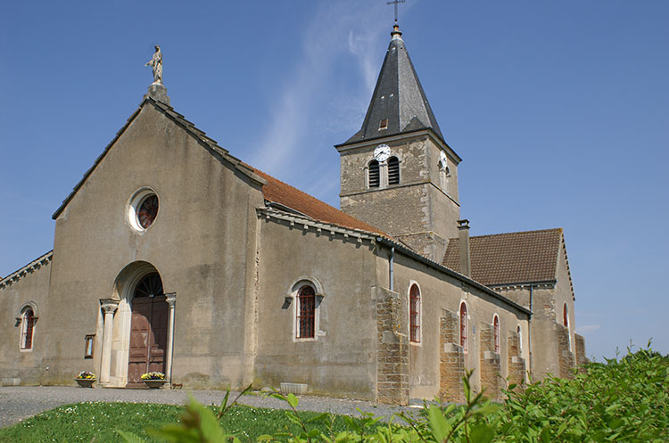 Eglise d'Arbigny