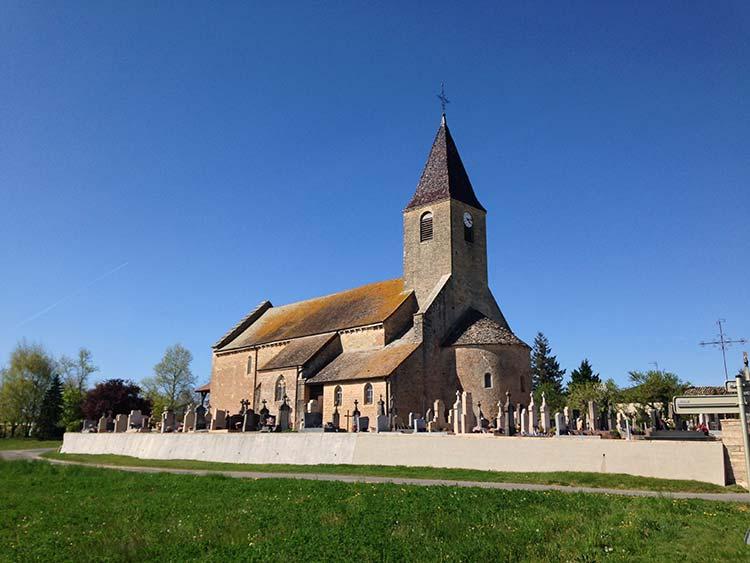 Eglise de Chevroux