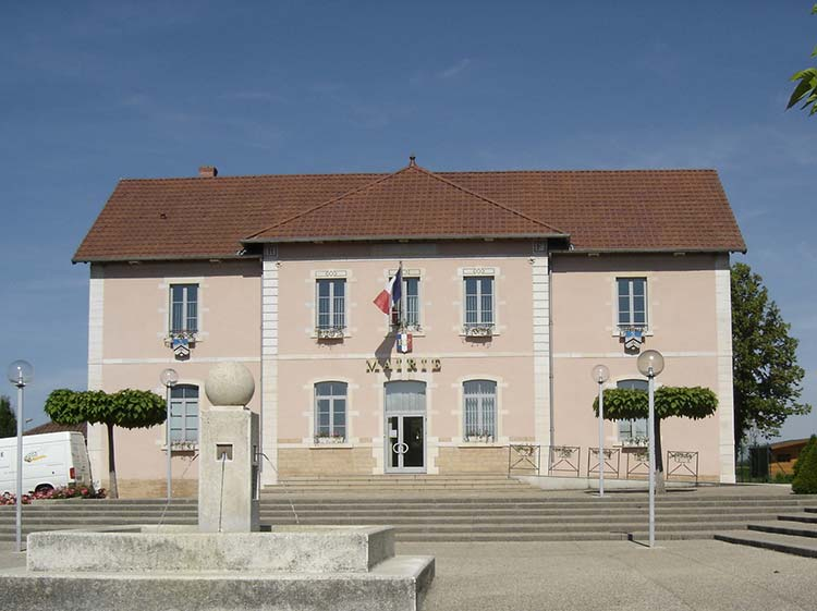Mairie de Replonges