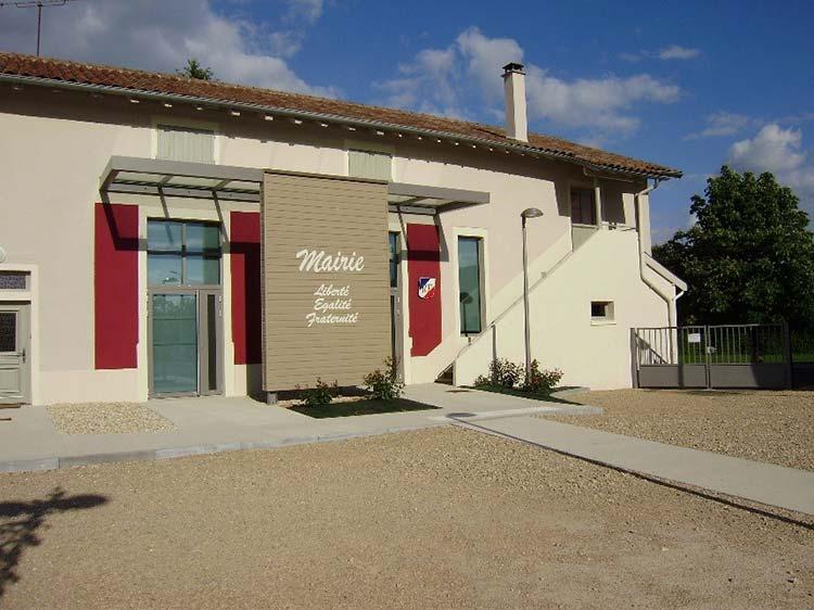 mairie Boissey