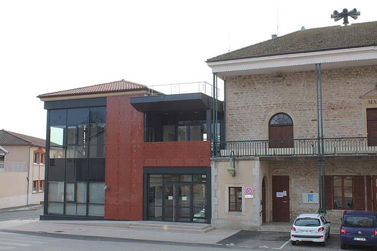 mairie de Feillens