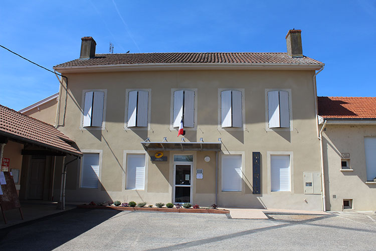 Mairie de Sermoyer