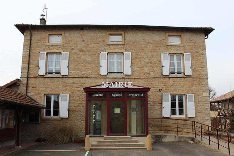 Mairie de Vésines