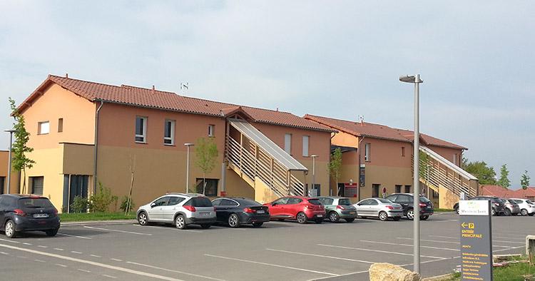 Maison de santé de Bâgé-le-Châtel