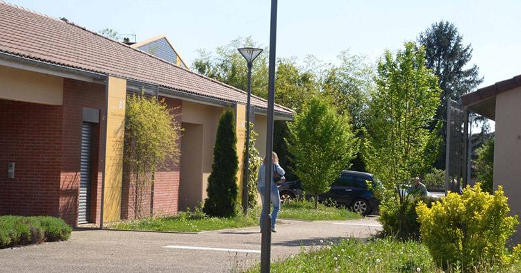 Maison de sante de Pont-de-Vaux