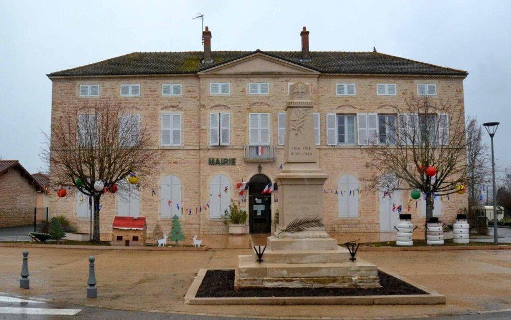 Mairie de Reyssouze